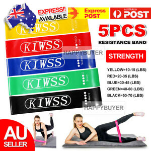 5pcs-Set-Resistance-Bands-Loop-GYM-Fitness-Exercise-Yoga-Training-booty-band