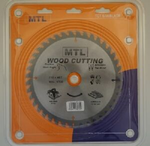 210mm-dia-x-40T-x-30mm-bore-MTL-brand-TCT-Circular-Saw-Blade-for-Wood-cutting