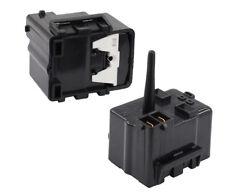 HomeApplianCenter WR07X10097 Compressor Relayfor GE - Black