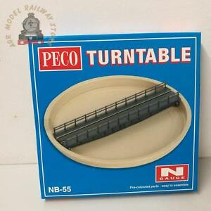 Image Is Loading Peco NB 55 Turntable N Gauge