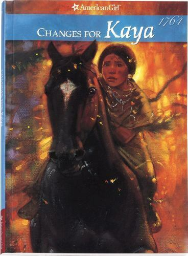 Changes For Kaya Bk 6 A Winter Story By Janet Beeler Shaw 2002