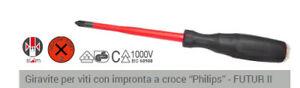 INTERCABLE-Giravite-per-viti-con-impronta-a-croce-Philips-FUTUR-II