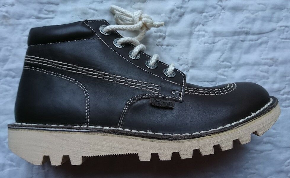 d4b43fa48c0636 Chaussures Femme Kickers Cuir Pointure Bottes 37 EH2WD9IY