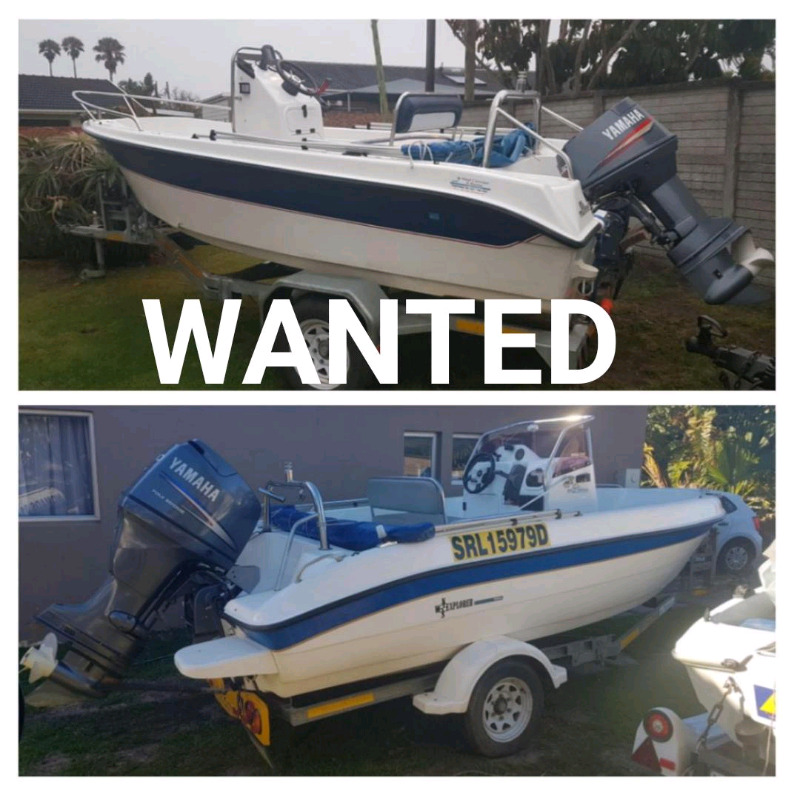 Explorer Boats WANTED