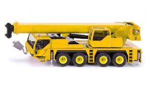 Sieper-Gmbh-SIKU-2110-Feuerwehr-Kranwagen-1-50-Toys-Spielzeug-Siku-NEW