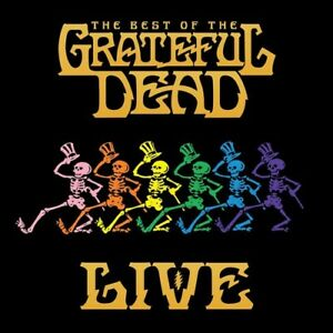 The-Grateful-Dead-Best-Of-The-Grateful-Dead-Live-1969-1977-New-CD