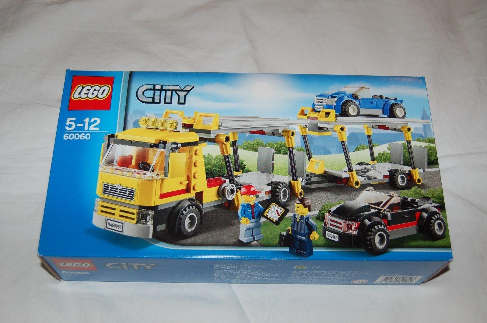 LEGO CITY 60060 Auto Transporter  NEU  passt zu 60025 60097 60053 60083 60057