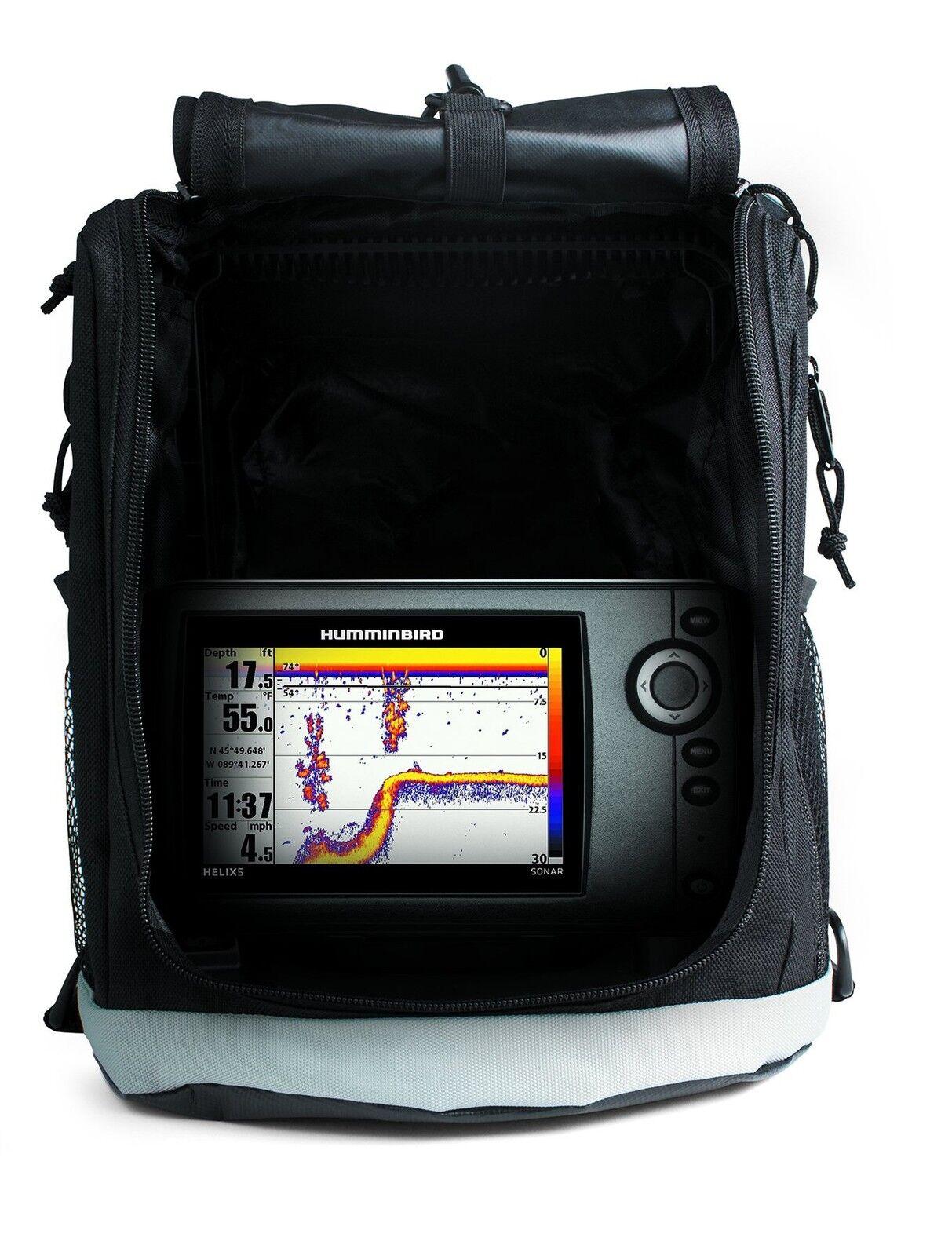 Humminbird 409710-1 HELIX Finder 5 PT Portable Fish Finder HELIX e785c1