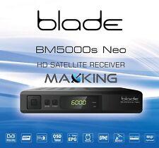 Blade Media BM5000S Neo 1080p HD PVR LAN Satellite Receiver 3D Ready Streaming