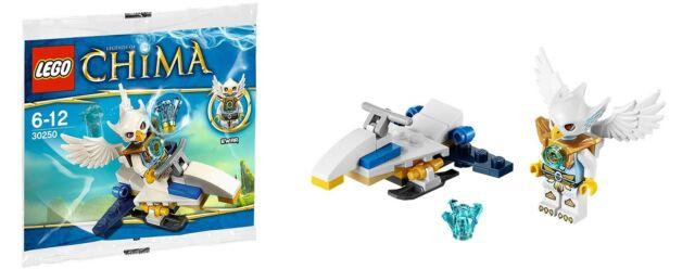 LEGO Chima 30250 - Ewar's Acro-Fighter Polybag [NEW]
