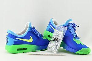 Details about Nike Air Max Zero Doernbecher GS CHOOSE SIZE 898637 473 DB Cobalt Green QS