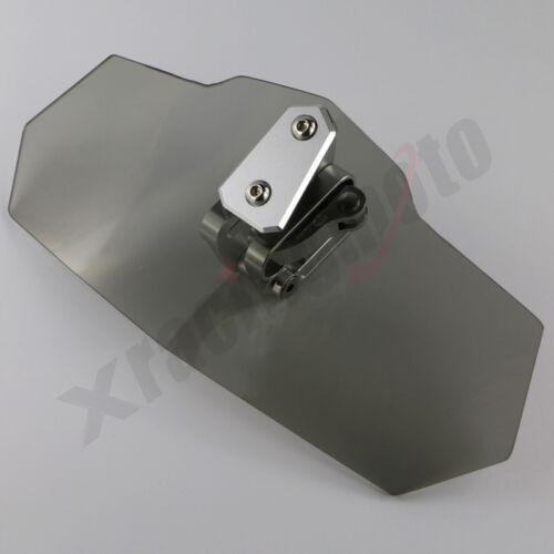 For Suzuki V-Strom 1000 Adjustable Clip on Windshield Screen Spoiler Extension