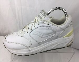 0fc13a35 Saucony 5275-1 Progrid Stabil Le 4 Leather Walking Shoes ...