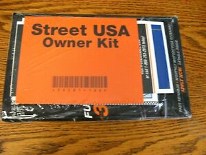 2016-Harley-Davidson-Street-XG500-XG750-Owner-039-s-Owners-Manual-KIT-NEW-in-Wrap