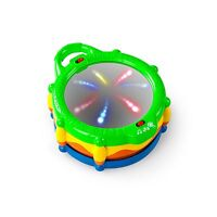 Bright Starts Baby Light And Giggle Drum Free Shipping