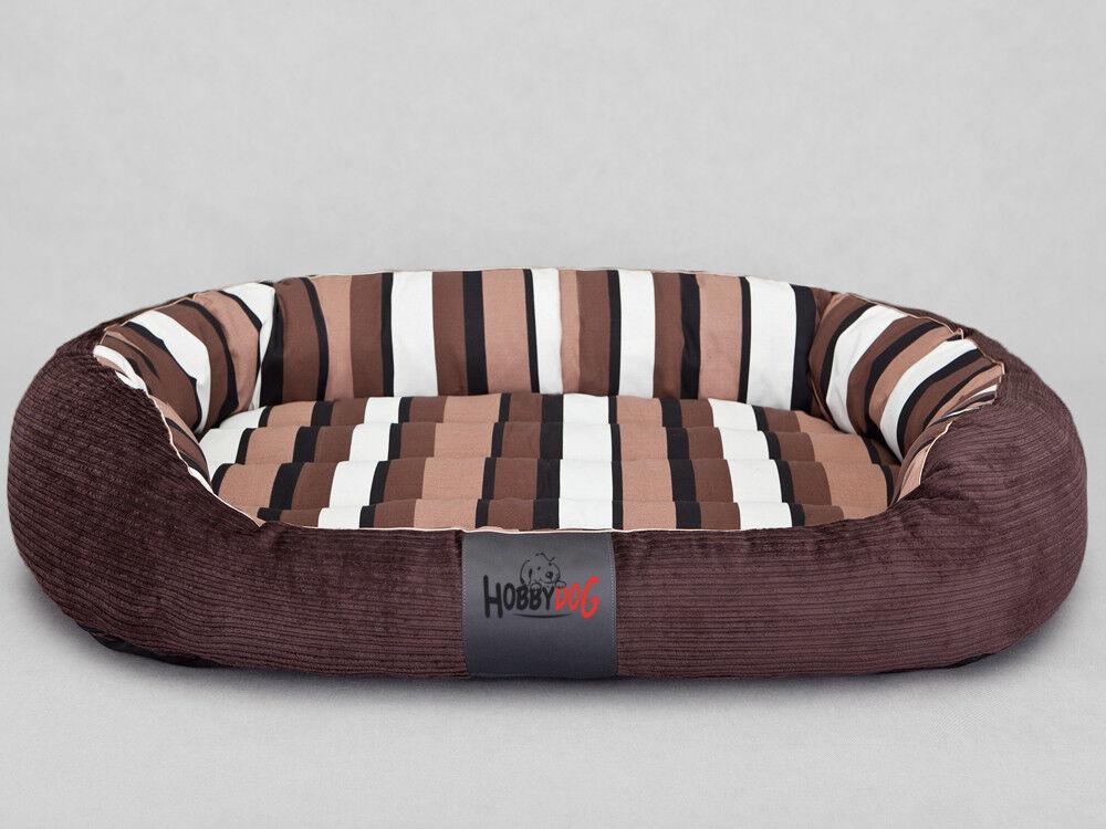 Cuccia OVALE dormire riposo spazio materasso per cani cani cani cani Cuscino Tappetino Hobbydog 26eda2