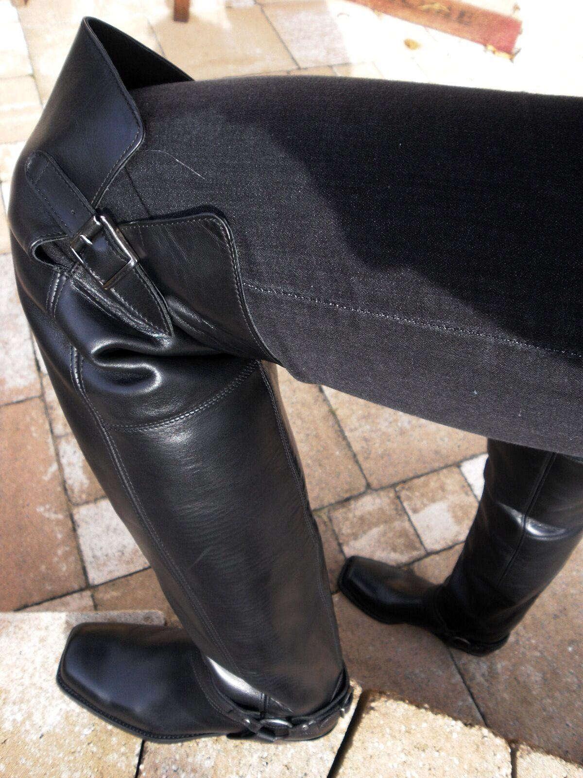 Sendra musketierbotas 7977-strong negro (Bartolo mío estrella negra) = 41
