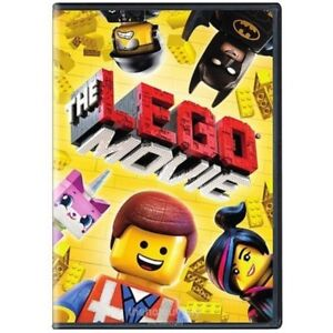 The Lego Movie Dvd 2014 Widescreen New 883929410576 Ebay