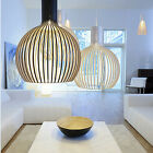 Vintage Industrial DIY Metal Cage Ceiling Lamp Light Pendant Cafe Home Art NEW