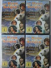 Der Mann in den Bergen 2, 3, 4, 5 - Dan Haggerty, Don Sharks, Denver Pyle Kult
