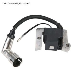 Details about Push Lawn Mower Ignition Coil Fit For MTD Cud Cadet 751-10367  / 951-10367