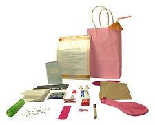 Damigelle d'onore regalo di nozze KIT di sopravvivenza ideale per matrimonio + sacchetto regalo cristallo