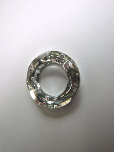 CRYSTAL CAL Jet 1 x SWAROVSKI COSMIC Ring #4139 30 mm beaucoup de couleurs