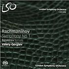 Rachmaninov: Symphony 1; Balakirev: Tamara (2016)
