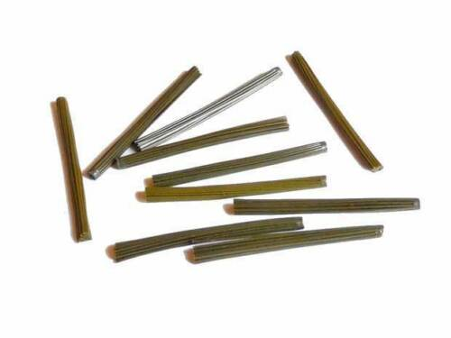 """Skirted Jigs selber bauen BOSS Weed Guards 1//8/"""" Basteln von Weedless Jigheads"""