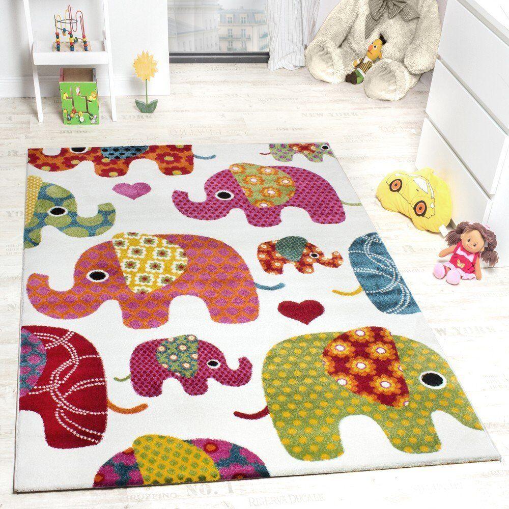 Enfants Animal Tapis Multi Couleur Chambre de Bébé Tapis Enfants Chambre à Coucher Jouer Nursery Tapis