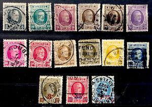 Belgium Stamps Used Ebay