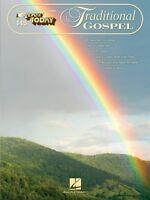 Traditional Gospel Sheet Music E-z Play Today Book 000100291