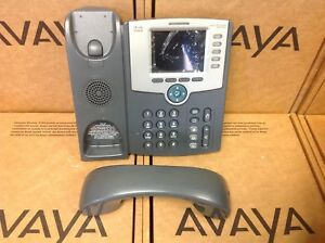 CISCO-IP-PHONE-SPA525G2-5-Line-IP-Phone-w-Handset