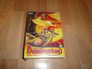 LOS-DIMINUTOS-SERIE-COMPLETA-CON-29-EPISODIOS-Y-4-DISCOS-EN-DVD-NUEVA-PRECINTADA