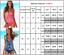 Damen Bikini Tankini Set Push Up Padded Badeanzug Bademode Baden Swimsuit Neu