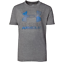 NWT-Under-Armour-Boy-039-s-heatgear-Big-Logo-1290097-Loose-Fit-T-Shirt miniature 3