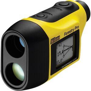 Nikon Laser Forestry Pro 999 Ft (environ 304.50 M) Plage De Mesure, Imperméable, Lithium Batterie 8381-afficher Le Titre D'origine Produits Vente Chaude