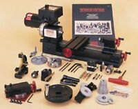 Sherline Model 4000c Micro Lathe / Mini Lathe Package Made In The Usa