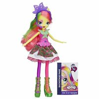 My Little Pony Equestria Girls Fluttershy Doll (neon Rainbow Rocks) , New, Free on sale