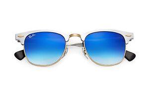 Occhiali-da-sole-RayBan-3507-CLUBMASTER-ALLUMINIO-Scegli-misura-e-colore