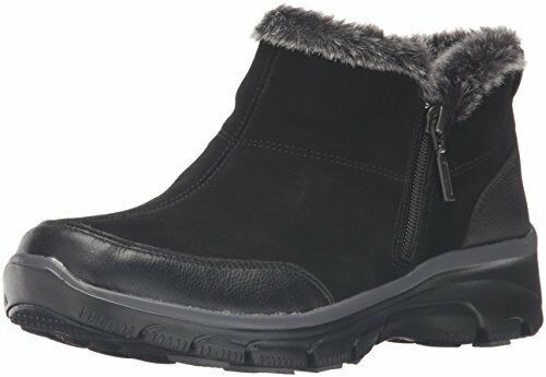 Skechers mujer Easy Going Bota al tobillo-Zip It-selecciona talla Color.