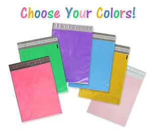 14-5x19-12x15-5-10x13-6-Color-Poly-Mailers-Self-Sealing-Shipping-Bag-Envelope