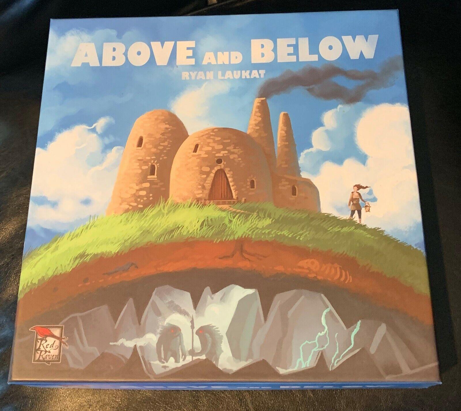 Above & Below W  KS Exclusive Desert Labyrinth Encounter Book + Token Sheet New