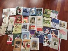 HUGE LOT OF  Assorted 125 Greeting Cards Made in Canada NEW MINT CONDITION!