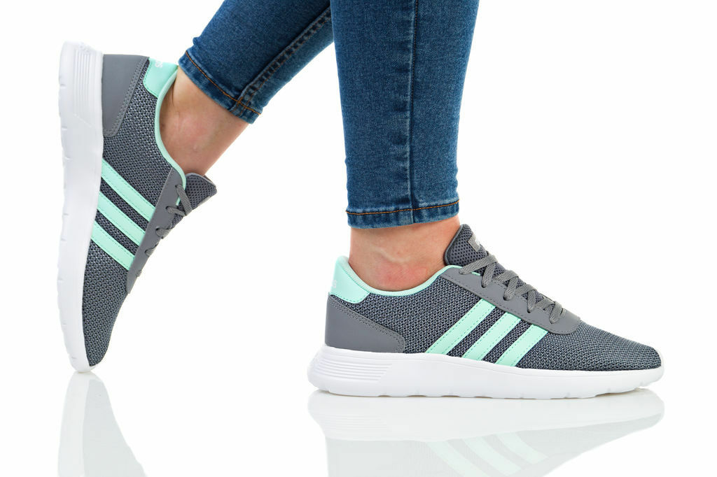 ADIDAS LITE LITE LITE RACER 2018 MINT CLASSIC WOMEN LADIES SNEAKERS NEW TRAINERS SHOES c91faa