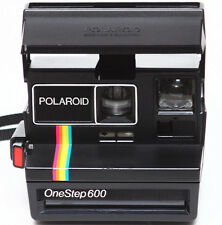 Polaroid OneStep 600 Instant Film Camera Made in USA 1980s Fully Operational