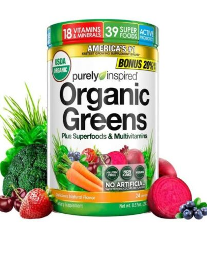 Premium-Greens-Super-Food-Powder-with-Vegan-Organic-amp-Raw-Plant-Based-Foods