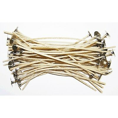 Candle Making Wicks CDN 20 150mm - Pack of 50