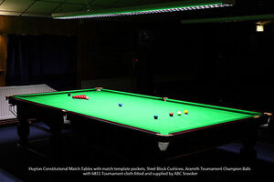 Details About Complete Professional Tournament Snooker Table Lighting System Hanging Kit