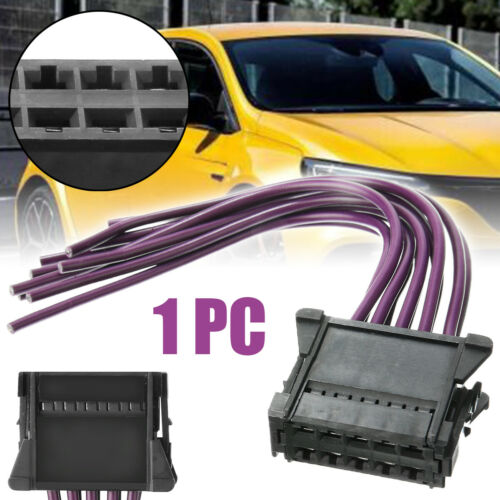 Heater Blower Resistor Wiring Loom Harness Fits For Renault Megane Scenic Mk2 UK